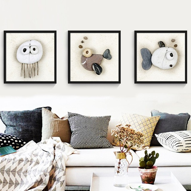 HOT Creative Home Decor Kids Room Paintings Artwork Posters And Prints  Picture Childrenu0027s Posters On The Wall Frame Not Include