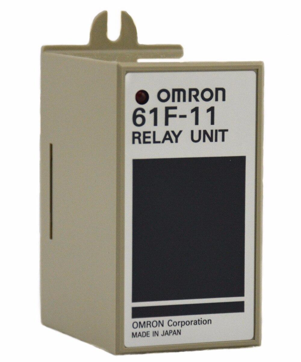 61F-11 OMRON relais composant électronique relais à semi-conducteurs contrôleur de niveau d'eau pour commutateur de niveau de liquide
