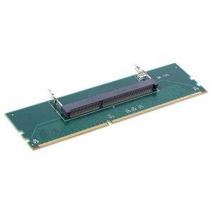Image 1 - DDR3 dizüstü SO DIMM masaüstü adaptörü DIMM bellek dönüştürücü adaptör kartı
