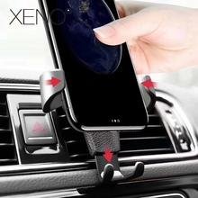 Car Phone Holder For phone in car iPhone X Samsung S9 Mount Car Holder For Phone in Car Cell Mobile Support Phone Holder Stand hippo mouth car dashboard mobile phone holder support gps car holder mobile phone stand cradle phone holder for iphone samsung