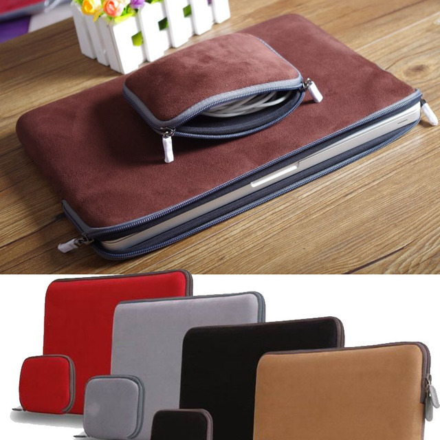 """Simple Fashion 11"""" 13"""" Laptop Sleeve case for 11.6 12 13.3 macbook air pro retina for Lenovo Sumsung Asus For Men Woman"""