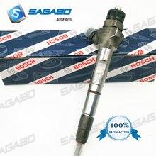 Inyector común Original para riel 0445110369,0445110473,0445110647 para 03L130277J 03L130277Q 03L130855CX