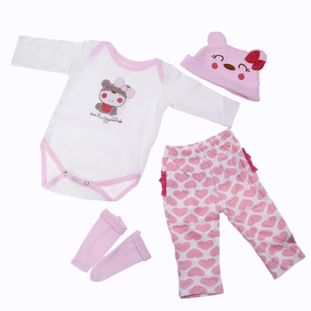Комплект одежды для кукол KEIUMI KUM22-23Clothes74 1