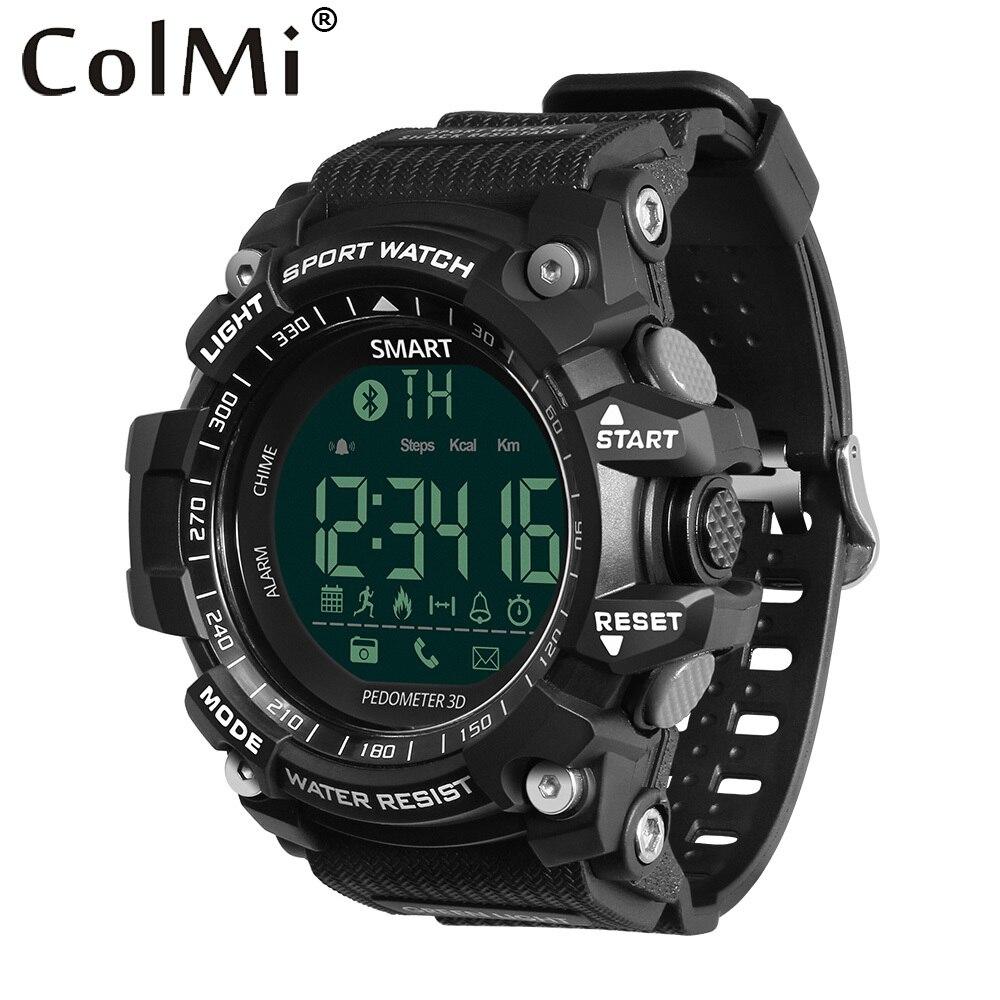 Colmi Sport Smart Watch VS505 Professional Waterproof 5ATM Passometer Like Smart Bracelet Ultra long Standby