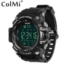 Хорошее Colmi спорт smart watch vs505 профессиональный водонепроницаемый 5atm шагомер, как умный браслет ультра-длительным временем ожидания