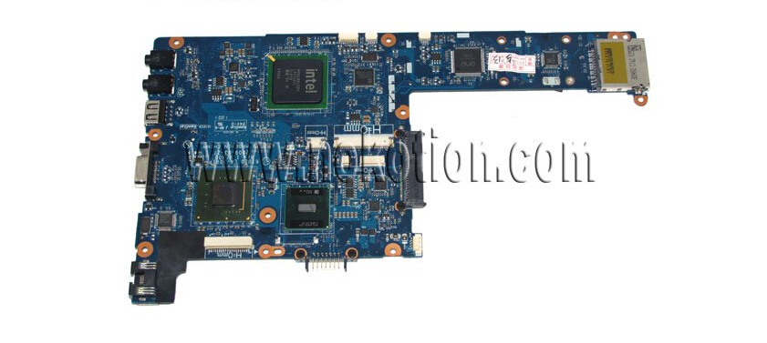 NOKOTION LA-5091P Laptop motherboard for hp Mini 110 DDR2 Mainboard full tested nokotion v000198040 laptop motherboard for toshiba satellite a500 a505 intel gm45 ddr2 mainboard full tested