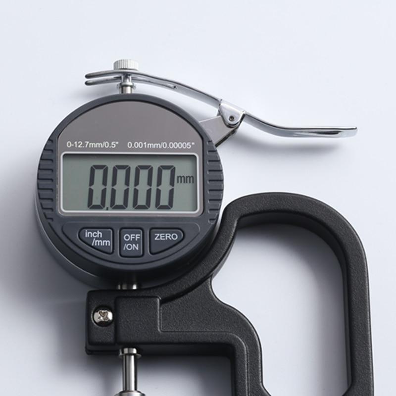Medidor de espesor de 0.001 mm Digital Medidor de espesor de 10 mm - Instrumentos de medición - foto 3
