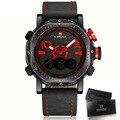2017 luxury brand naviforce reloj led digital relojes deportivos de los hombres ocasional militar impermeable relogio masculino hombres relojes de pulsera