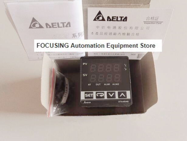 Delta Temperature Controller Dta Series DTA7272V0 original thermostat dta4848c1 dta series temperature controller new 1 year warranty