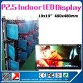 10 шт. P2.5 велосипедов светодиодные панели 2.3sqm внутренний светодиодный видео стены светодиодный дисплей с высоким разрешением для этап стены футбол игры дисплей