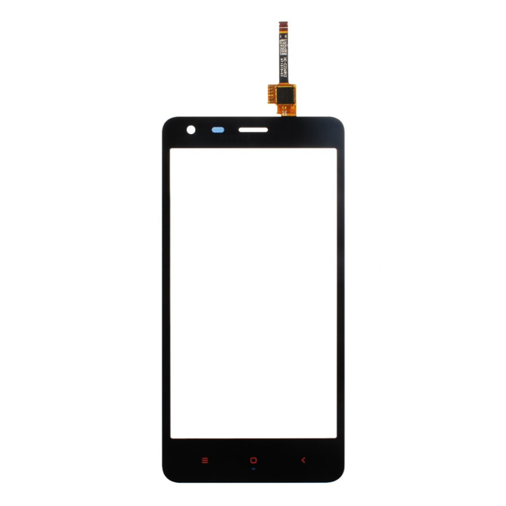 Black Touch Screen Digitizer touch Panel Replacement parts For Xiaomi Redmi 2