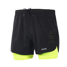 SUOTF Men s running three points loose quick drying breathable large size fitness shorts Running man