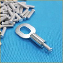 Stud Welder Accessory - 400pc CD Weld Studs M6 x 15mm and Pulling Ring 40pc  AS6-440