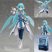 New arrival Sword Art Online 15cm Action Figure font b Toys b font ALO Figma Water
