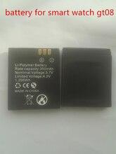 100pcs Battery For Smart Watch gt08 Smart Watch Battery Replacement Battery For Smart Watch gt08