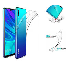 Transparent For Huawei P Smart 2019 Clear TPU Gel Case Slim Soft TPU Cover Protector For Huawei P20 P9 P10 Mate 10 P8 Lite 2017(China)
