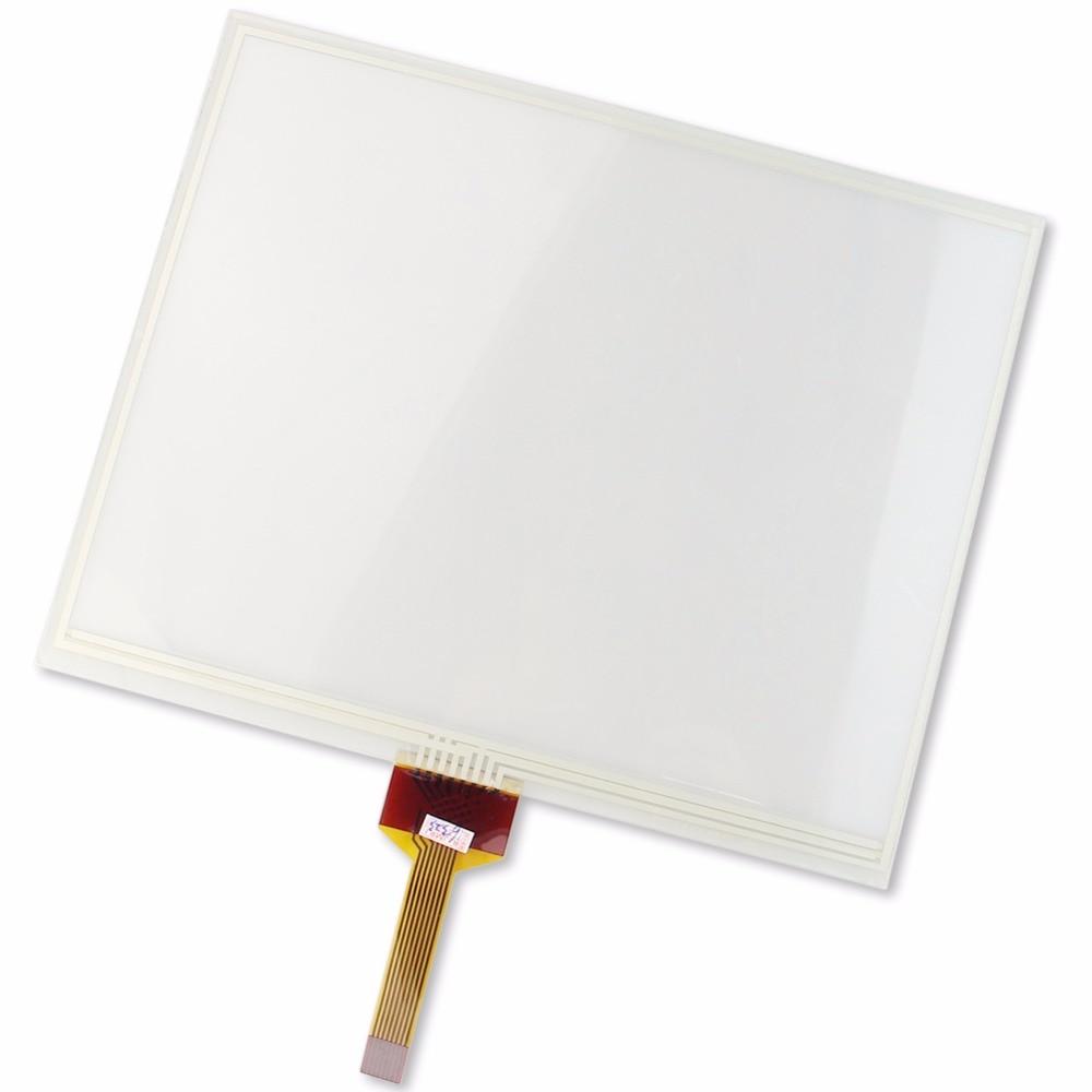 10.4 Inch G.T U.S.P 4.484.038 G-27 8 Wires JAT710 Touch Screen Digitizer Panel Glass