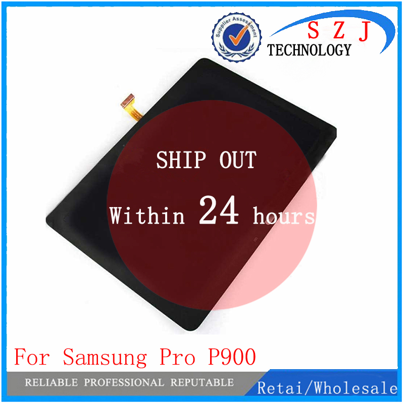 Nouveau pour Samsung Galaxy Note Pro P900 tablette PC écran d'affichage LCD avec verre tactile numériseur assemblée 12.2 P900 P901 P905