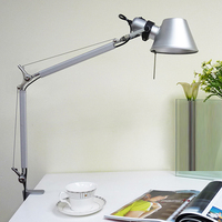 American Table Lamp Vintage Loft Led Desk Lamp Adjustable Reading Light Office Lamp Home Lighting Decor Stores