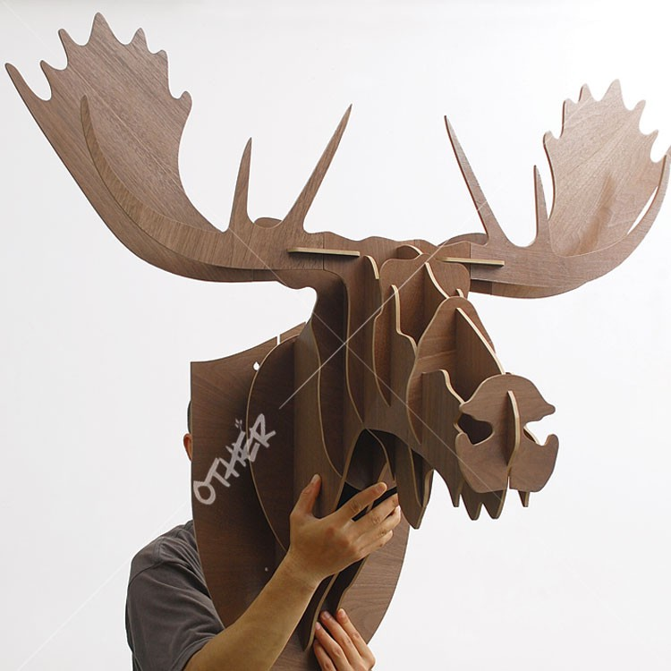 Compare Prices On Head Wall Moose Online ShoppingBuy Low Price - Moose wall decor