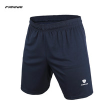 b85c2a23df FANNAI Ginásio Shorts de Corrida Dos Homens de Verão Respirável Calças De  Futebol Treinamento Exercício Esporte Jogging Maratona.