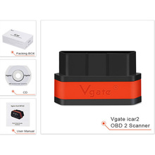 OBD II Car Fault Code Reader Bluetooth 3.0 Scanner Engine Fault Diagnosis Instrument Adapter Diagnostic Tool OBD2 Scanner