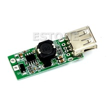 2018 ootdty 1 шт. USB мини-постоянного тока в DC преобразователь 12 В до 5 В Зарядное устройство для iPhone мобильного телефона