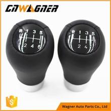 CNWAGNER 5speed 6speed Genuine Leather Gear Knob for BMW E60 E90 E46 E36 all series .