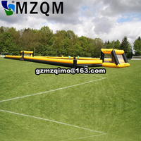 Inflatable Soap Soccer football Field soccer arena football pitch