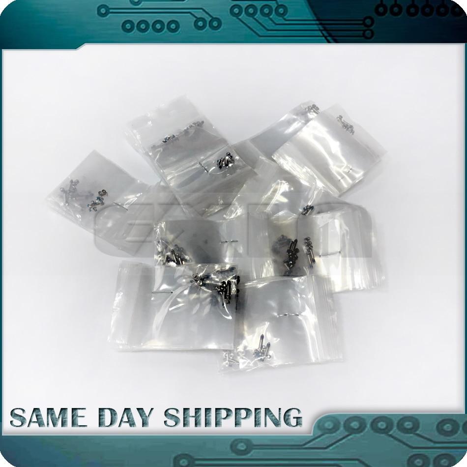 200 Sets Lot for Macbook Pro Unibody 13 15 A1278 A1286 A1297 Lower Bottom Case Screws