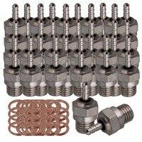 Mxfans серебро RC1: 8 1:10 свечи накаливания для HSP N3 15 ~ 28 Nitro Двигатели для автомобиля rc автомобиль