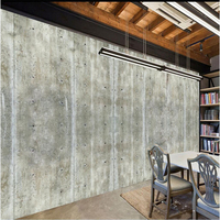 Beibehang Large Custom Wallpaper Mural Wall Concrete Wall Background Wall Painting Papel De Parede 3d Wallpaper