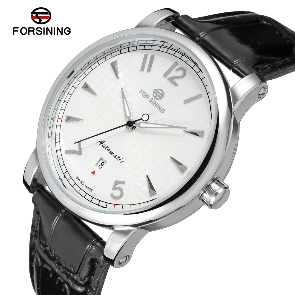FORSINING Men's Watch Fashion Watches Men Top Quality Automatic Men Analogue Watch with Bars Index Factory Shop Free Shipping forsining men s watch fashion watches men top quality automatic men watch factory shop free shipping fsg8051m3s6