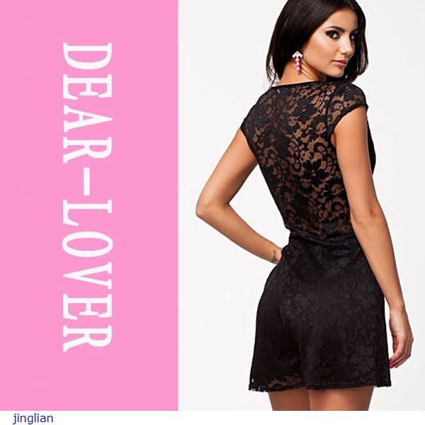 7f6baa05263 Oversize Plus Size XXL Summer Macacao Feminino Black Floral Lace Playsuit  Romper Shorts Pants Overalls Women Clothing LC6371 on Aliexpress.com |  Alibaba ...