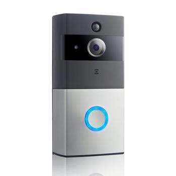 YOHEEN Smart IP Video Intercom Wifi Deurbel Tuya App Ondersteuning Amazon Alexa Smart Home Draadloze Beveiliging Video Deurbel Camera 3