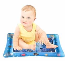 Детские ползающие водяное сиденье надувные игры Pat Playmat подушка для малыша Новорожденные Детские подушки играть воду подушки Pad Лето Лидер