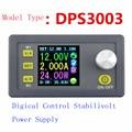DPS3003 цифровой Управление источника питания 30 В 3A Регулируемая постоянная Напряжение постоянный ток тестер DC Вольтметр регуляторы ампермет...