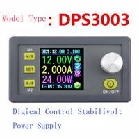 DPS3003 Digital Control power supply 30V 3A Adjustable Constant Voltage Constant current tester DC voltmeter Regulators Ammeter