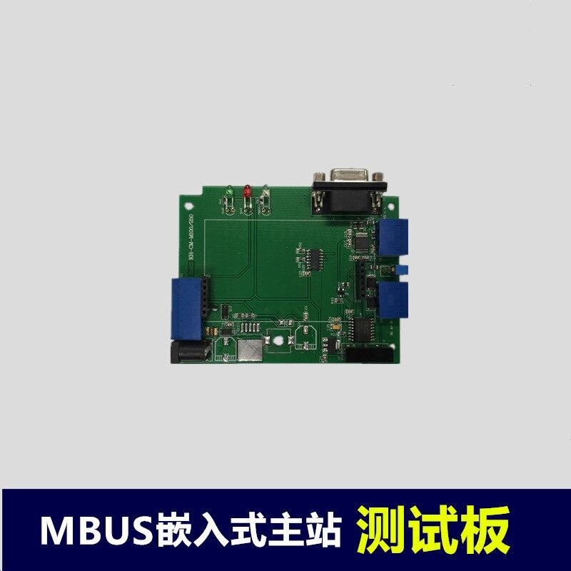 MBUS/M-BUS/mètre-BUS au Module de Station principale intégré UART (tableau d'essai)