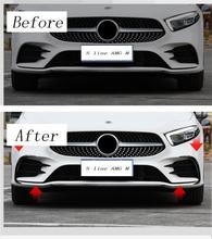 Car body Strip Trim For Mercedes Benz A Class A180 A200