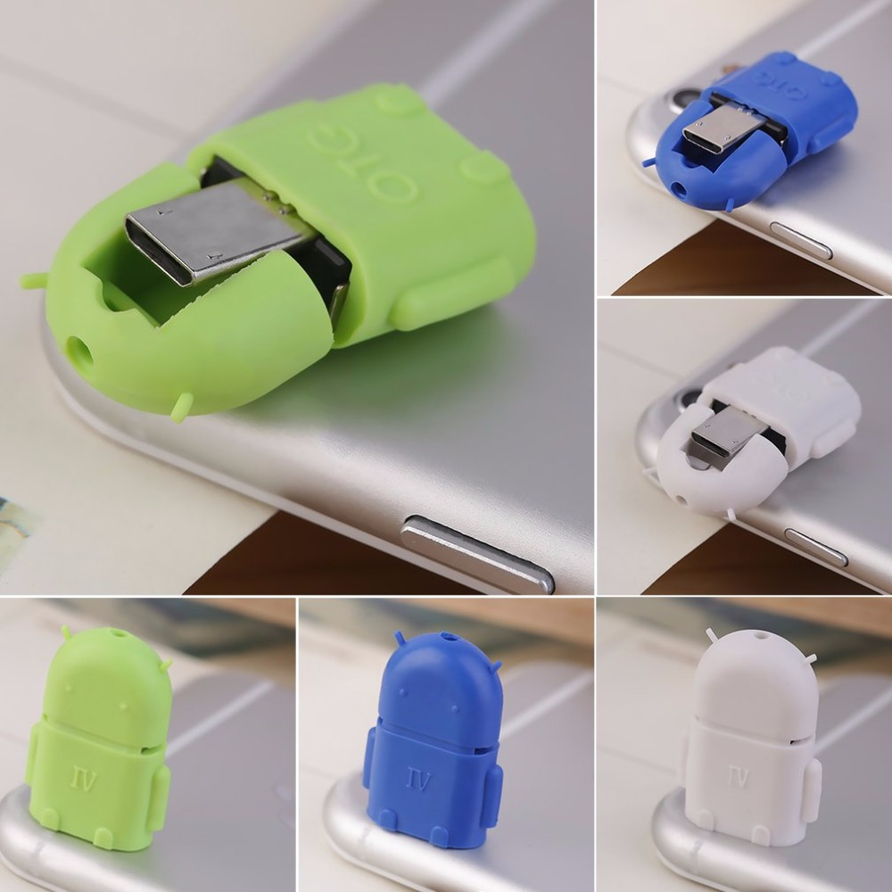 Mini OTG Adapter Micro USB 2.0 Adapter Converter Connector For Xiaomi Samsung Android To Flash Disk Mouse Keyboard MP3