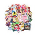 TD ZW 25Pcs/lot Funny Anime Gravity Falls Sticker For Car Laptop Luggage Skateboard Motorcycle Decal Kids Toy Sticker