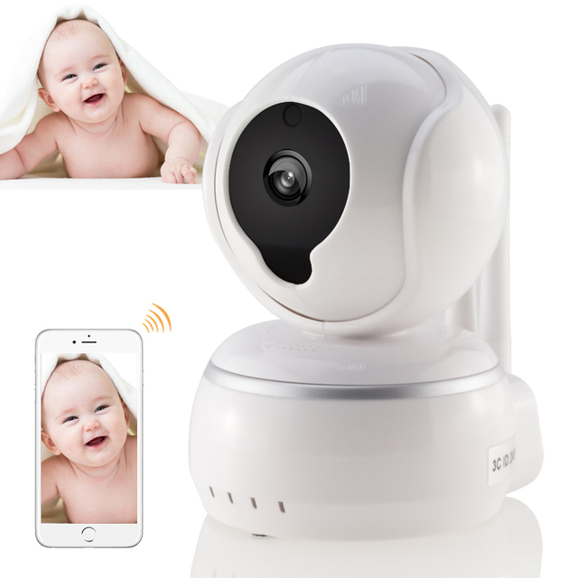 720P IR-Cut Night Vision android IOS APP support baby minitor P2P alarm IP Camera