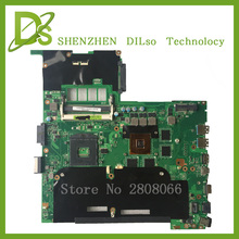 KEFU G55VW For ASUS G55VW motherboard Non-Integrated G55VW mainboard REV2.0 100% tested motherboard