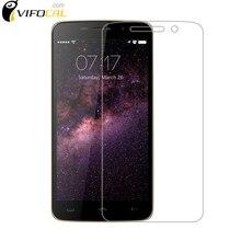 HOMTOM HT17 Tempered Glass 100% Original Premium 9H Screen Protector Film For HOMTOM HT17 Pro Mobile Phone + Free shipping