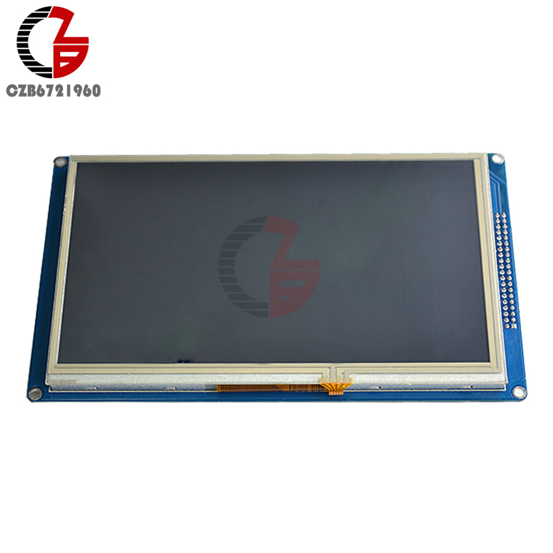 Anti-interference SSD1963 7.0 TFT LCD Controller Module Display 800x480 Touch Screen PWM For Arduino AVR STM32 ARM
