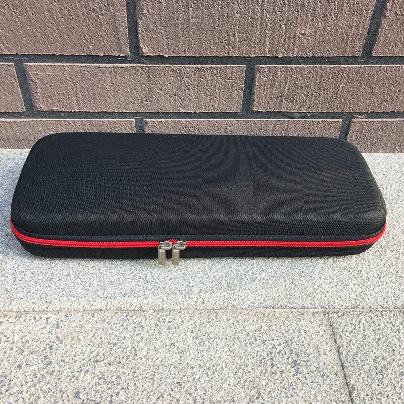 Сумка для хранения, сумка для переноски через плечо, твердая коробка, защитная сумка для чемодана Fr ZHIYUN smov4, стабилизатор, радиоуправляемая и...