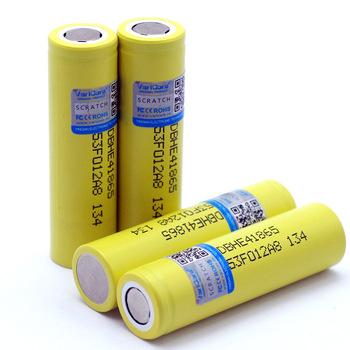 100 nowa oryginalna HE4 18650 akumulator litowo-jonowy 3 6V 2500mAh bateria może utrzymać do elektronicznego papierosa 20A rozładowania tanie i dobre opinie BHE41865 Baterie Tylko VariCore 1-10PCS Li-ion