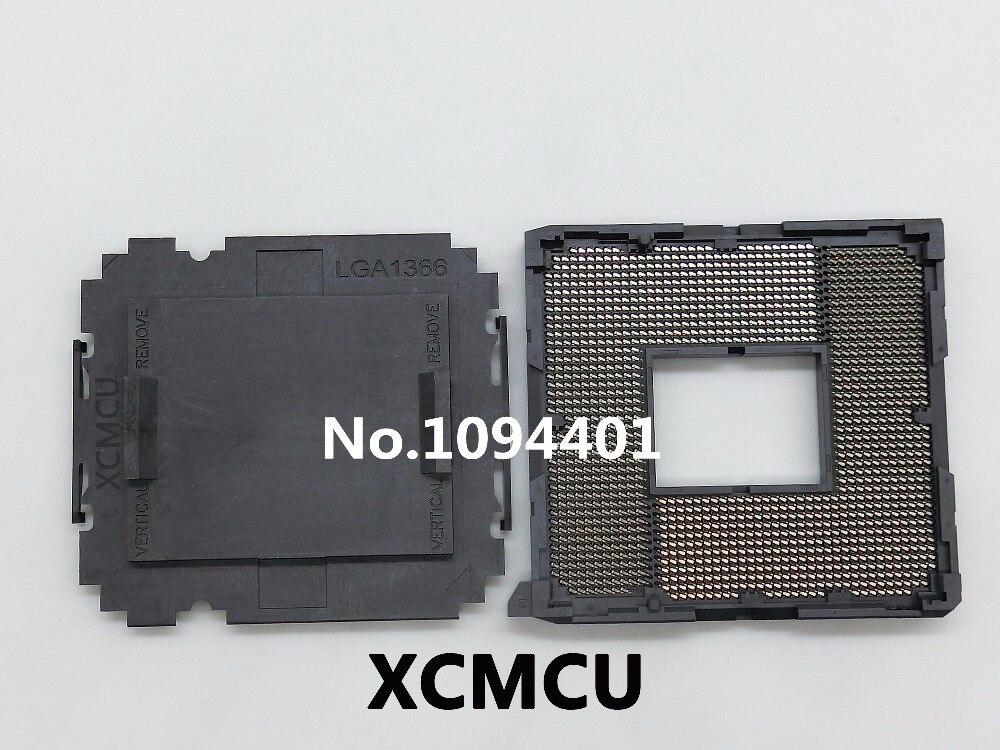 все цены на 3pcs*   Brand New    LGA1366   LGA 1366 I7 W Cover pc CPU Socket Base BGA Connector онлайн