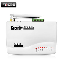 Легко управляемая Alarme панель, русская/английская/испанская Голосовая GSM Беспроводная/Проводная система сигнализации, хост для дома и офиса